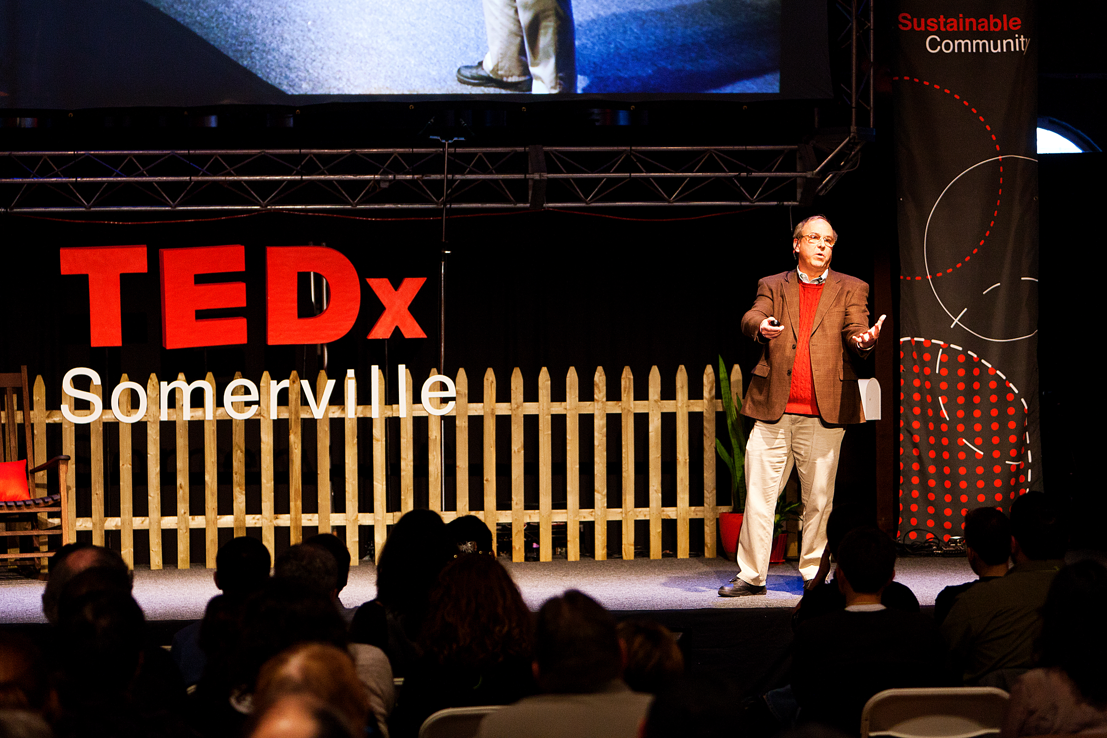 TEDxSomerville: Inspiring Creativity and Community at the Armory