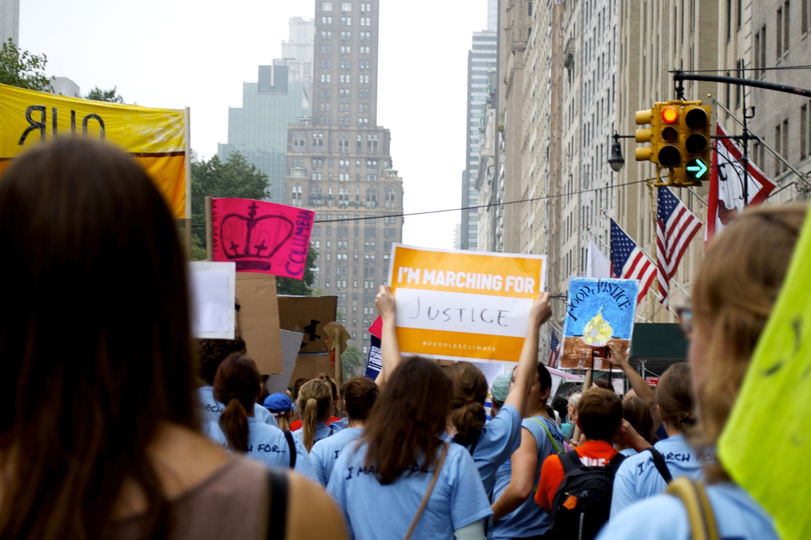 Was the People's Climate March An Easy Way Out?
