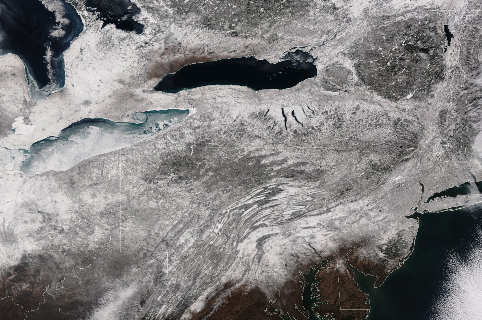 How Climate Change Worsened Our Winter