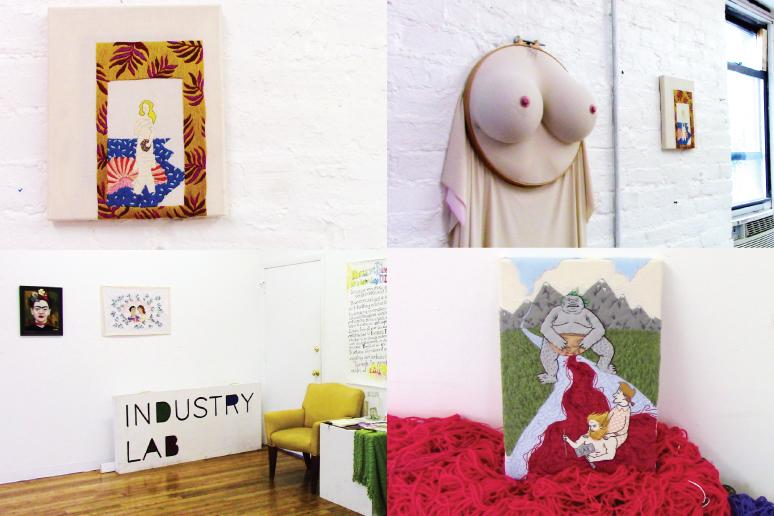 Fiber: How Artists are Reframing Feminism