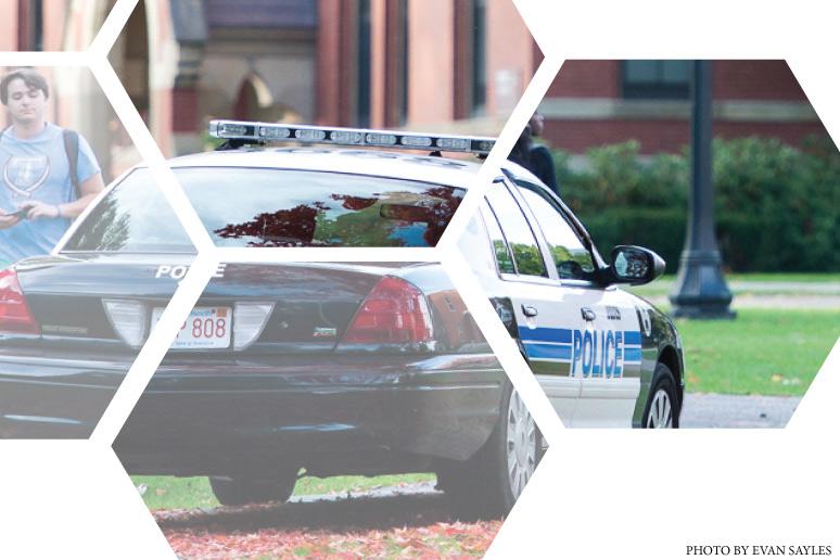 Community Policing at Tufts