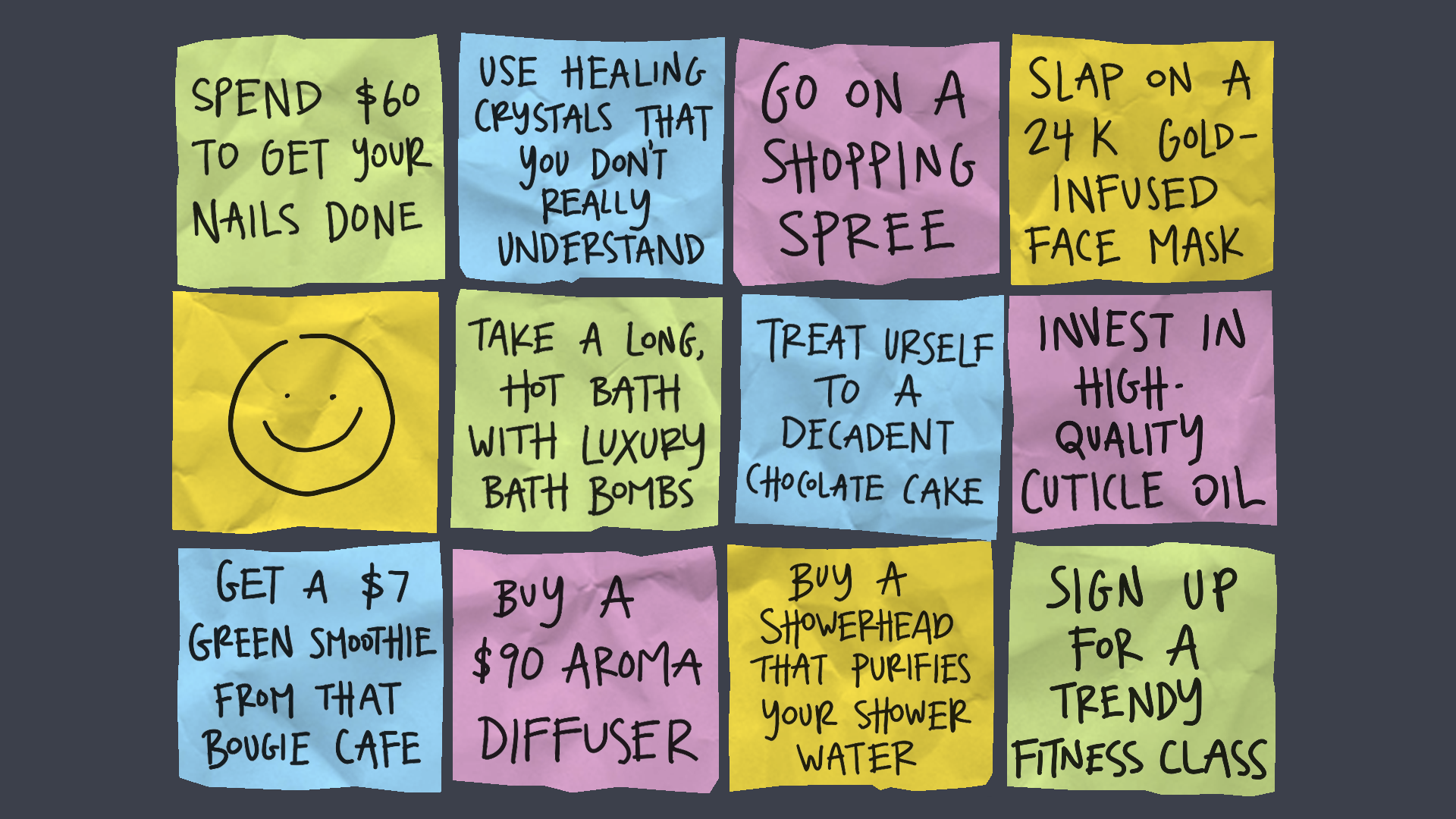 Rethinking Self Care