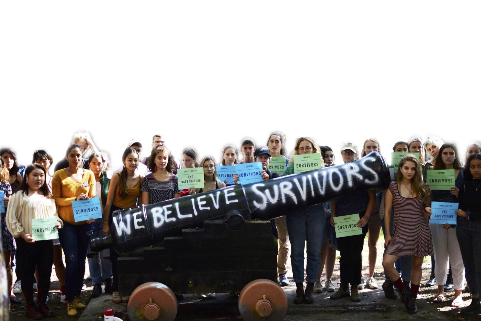 Centering Survivors