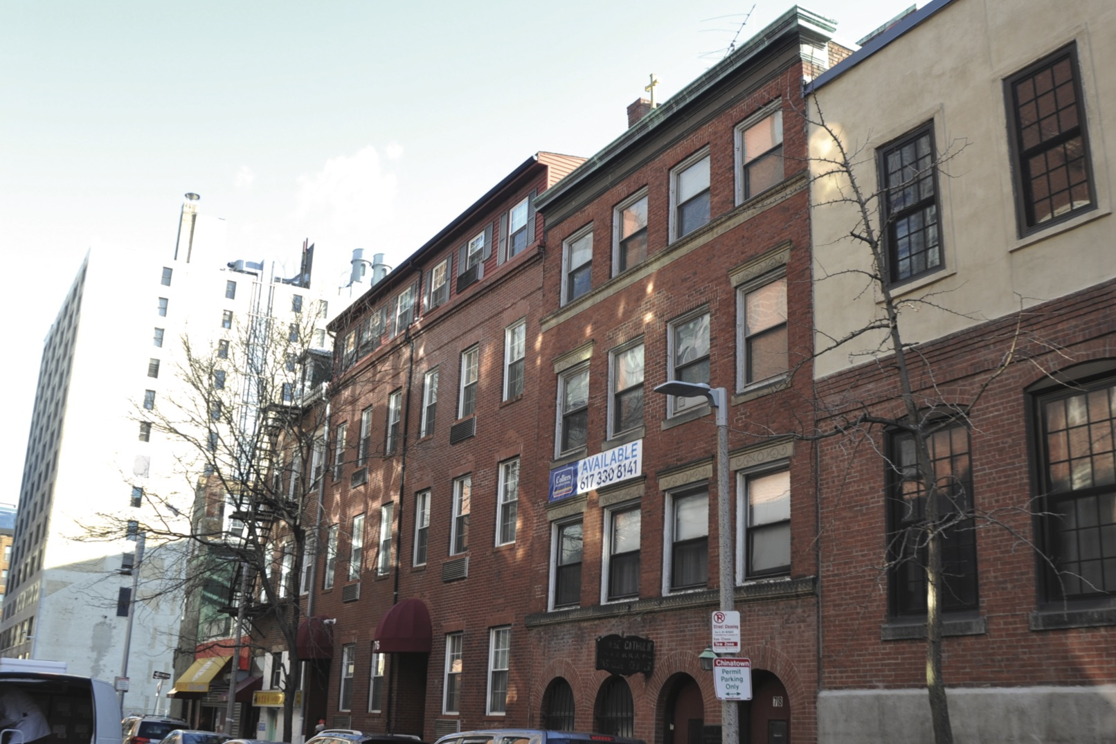 The Race for Space: Chinatown's Fight for Low-Income Housing