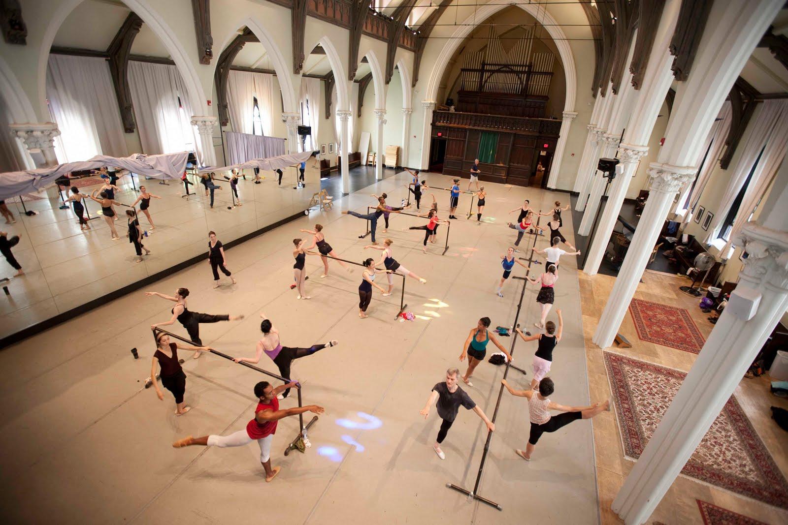 Dance Deconstructed