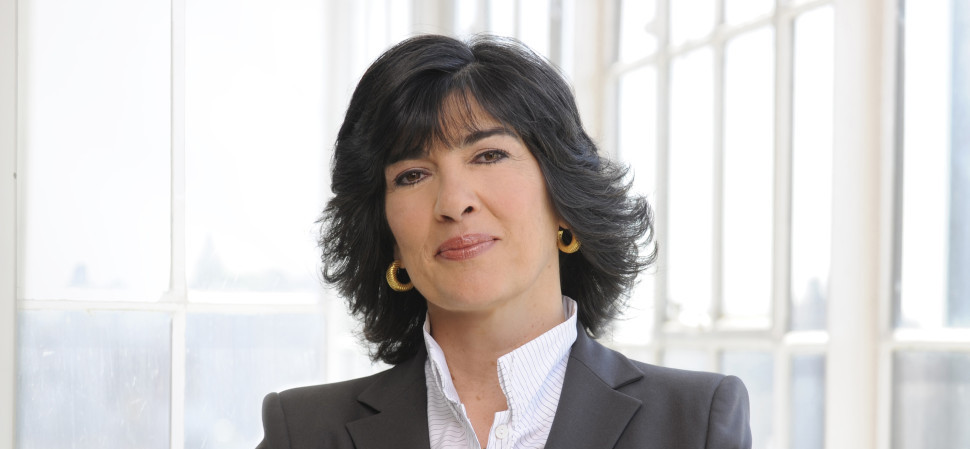On Fear, Feeling, & Fighting: Christiane Amanpour Talks International Reporting