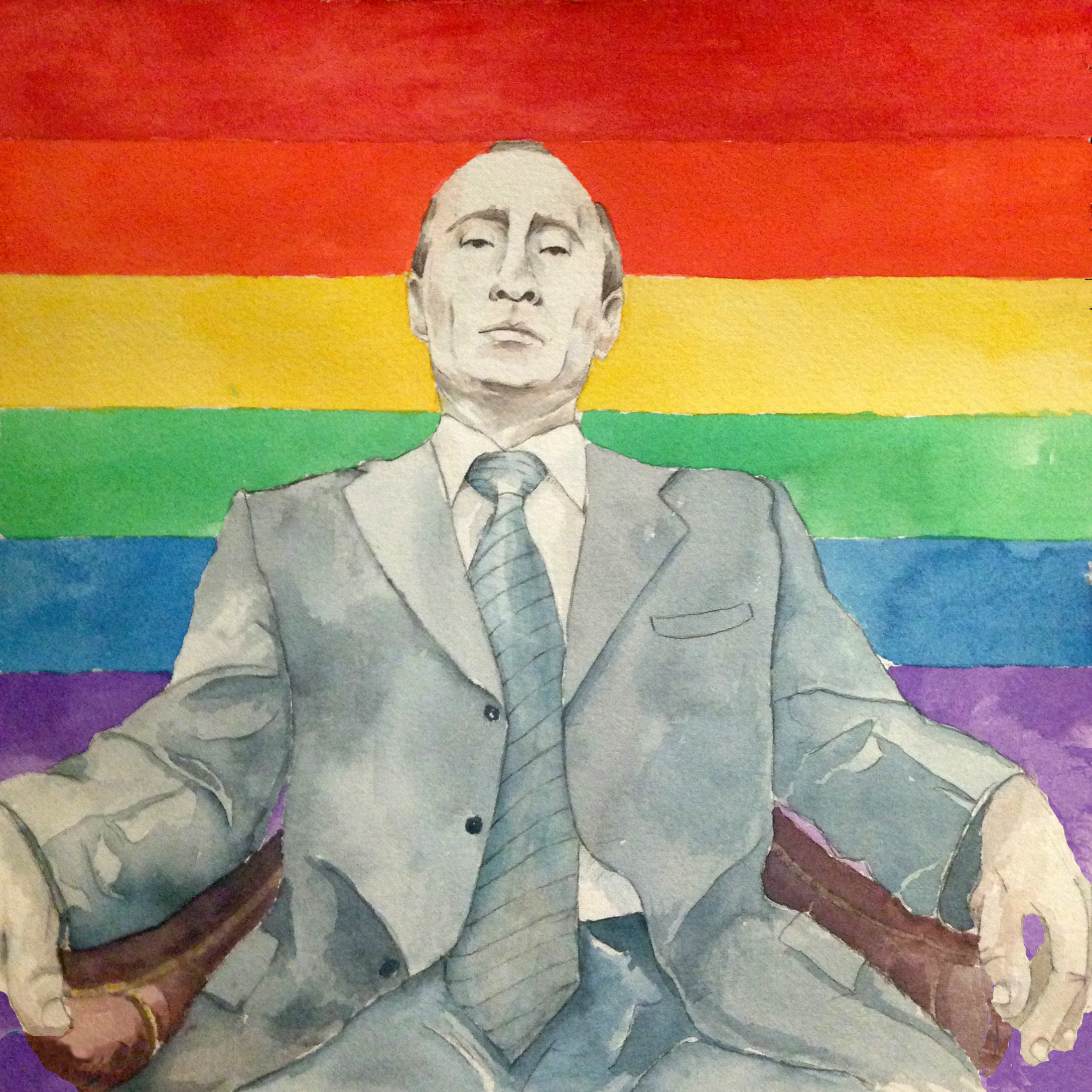 Putin's Prerogative: The Kremlin's Anti-Gay Crusade