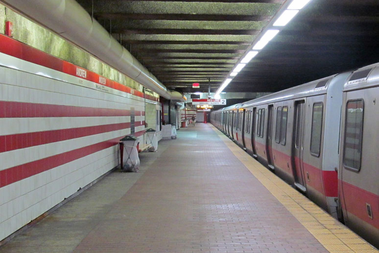 Red Tape: Why the Red Line Stopped Short