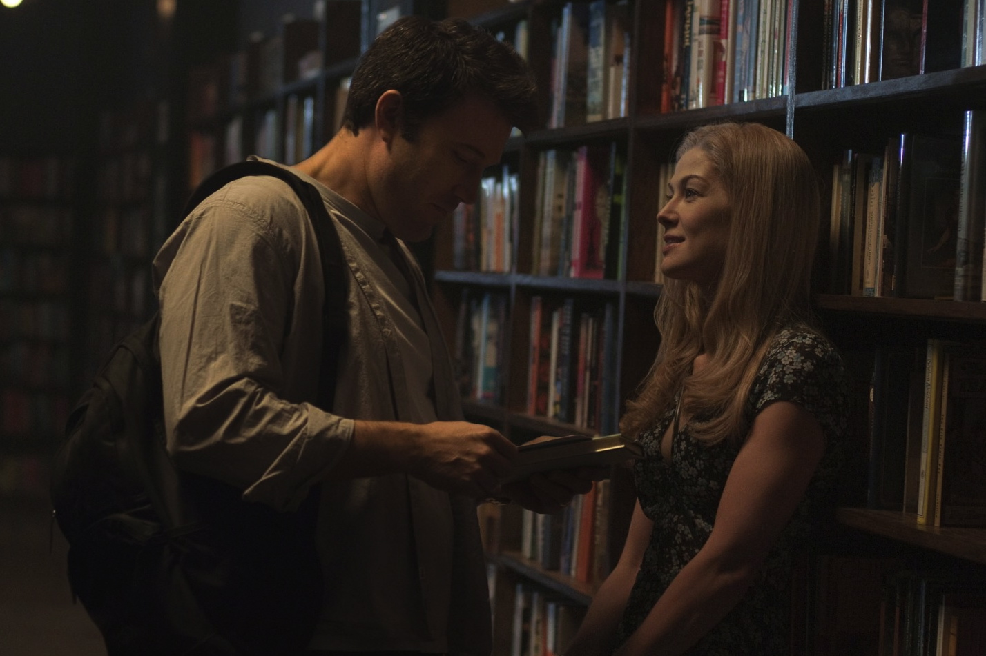 If You Seek Amy: Gone Girl Reviewed