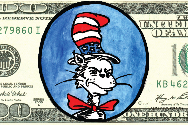 Seuss-ciety: Oh, The Places You'll Go! (Circumstances Permitting)